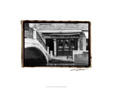 A Venetian Stroll I Premium Giclee Print by Laura Denardo