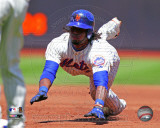 New York Mets - Jose Reyes 2011 Action Photo