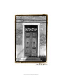 The Doors of Venice IV Premium Giclee Print by Laura Denardo