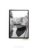 Waterways of Venice VIII Premium Giclee Print by Laura Denardo