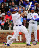 Chicago Cubs - Marlon Byrd 2011 Action Photo