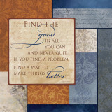 Find the Good Poster by Elizabeth Medley