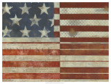 Flag of Independence Poster by Norman Wyatt Jr.