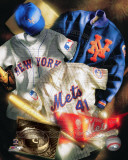 New York Mets - New York Mets Cooperstown Collage Photo