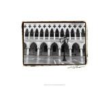 Archways of Venice II Premium Giclee Print by Laura Denardo