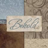 Behold Prints by Elizabeth Medley