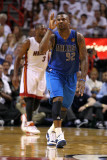 Dallas Mavericks v Miami Heat - Game Two, Miami, FL - JUNE 02: DeShawn Stevenson Photographic Print by Mike Ehrmann