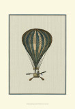 Vintage Ballooning II Prints