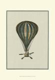 Vintage Ballooning II Prints
