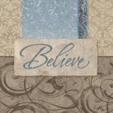 Believe Posters by Elizabeth Medley