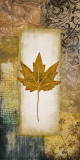 Single Leaf I Print by Michael Marcon