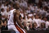 Dallas Mavericks v Miami Heat - Game Two, Miami, FL - JUNE 02: Dwyane Wade Photographic Print by Mike Ehrmann