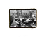 Waterways of Venice XIV Premium Giclee Print by Laura Denardo
