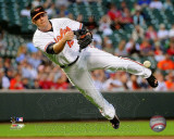 Baltimore Orioles - Mark Reynolds 2011 Action Photo