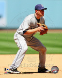 San Diego Padres - Chase Headley 2011 Action Photo