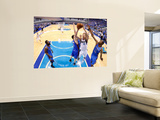 Oklahoma City Thunder v Dallas Mavericks - Game Five, Dallas, TX - MAY 25: Dirk Nowitzki, Nick Coll Wall Mural by Ronald Martinez