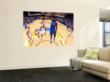 Dallas Mavericks v Oklahoma City Thunder - Game Three, Oklahoma City, OK - MAY 21: Brendan Haywood Wall Mural by Ronald Martinez