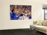 Oklahoma City Thunder v Dallas Mavericks - Game Five, Dallas, TX - MAY 25: Jason Kidd Wall Mural by Ronald Martinez