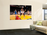 Dallas Mavericks v Miami Heat - Game One, Miami, FL - MAY 31: Chris Bosh Wall Mural by Jesse D. Garrabrant