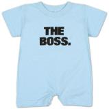 Infant: The Boss Bodystocking til babyer