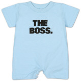 Infant: The Boss Shirts
