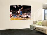 Dallas Mavericks v Miami Heat - Game One, Miami, FL - MAY 31: Chris Bosh and Shawn Marion Wall Mural by Jesse D. Garrabrant