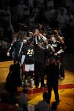 Dallas Mavericks v Miami Heat - Game Two, Miami, FL - JUNE 2 Photographic Print by Noah Graham