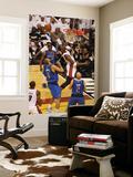 Dallas Mavericks v Miami Heat - Game One, Miami, FL - MAY 31: Chris Bosh and Tyson Chandler Wall Mural by Issac Baldizon