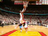 Dallas Mavericks v Miami Heat - Game Two, Miami, FL - JUNE 02: Dwyane Wade Photographic Print by Nathaniel S. Butler