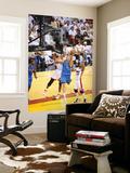 Dallas Mavericks v Miami Heat - Game One, Miami, FL - MAY 31: Dirk Nowitzki and Chris Bosh Wall Mural by Noah Graham