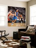 Dallas Mavericks v Miami Heat - Game Two, Miami, FL - JUNE 02: Jason Kidd and Mike Bibby Wall Mural by Nathaniel S. Butler