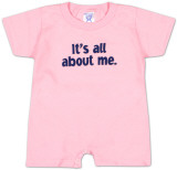 Infant: All About Me Infant Onesie