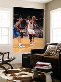 Dallas Mavericks v Miami Heat - Game One, Miami, FL - MAY 31: Chris Bosh and Tyson Chandler Wall Mural by Andrew Bernstein