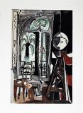 L'Atelier Poster von Pablo Picasso