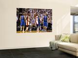 Dallas Mavericks v Miami Heat - Game One, Miami, FL - MAY 31: Chris Bosh Wall Mural by Mike Ehrmann