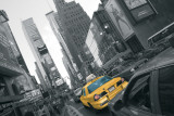 Taxi! III Prints by James Leynse