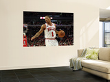 Miami Heat v Chicago Bulls - Game Five, Chicago, IL - MAY 26: Derrick Rose Wall Mural by Mike Ehrmann