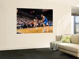 Dallas Mavericks v Miami Heat - Game One, Miami, FL - MAY 31: Dirk Nowitzki and Chris Bosh Wall Mural by Jesse D. Garrabrant