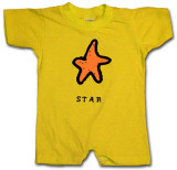 Infant: Star Infant Onesie
