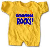 Infant: Grandma Rocks Shirts