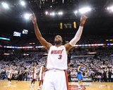 Dallas Mavericks v Miami Heat - Game Two, Miami, FL - JUNE 2: Dwyane Wade Photo by Garrett Ellwood