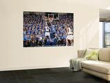 Oklahoma City Thunder v Dallas Mavericks - Game Five, Dallas, TX - MAY 25: Jason Kidd and Russell W Wall Mural by Glenn James
