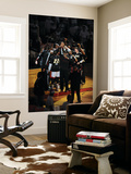 Dallas Mavericks v Miami Heat - Game Two, Miami, FL - JUNE 2 Wall Mural by Noah Graham