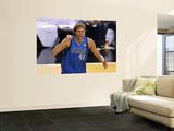 Dallas Mavericks v Miami Heat - Game One, Miami, FL - MAY 31: Dirk Nowitzki Wall Mural by Marc Serota