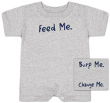 Infant: Feed Me Infant Onesie