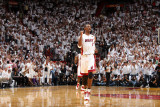 Dallas Mavericks v Miami Heat - Game One, Miami, FL - MAY 31: Chris Bosh Photographic Print by Nathaniel S. Butler