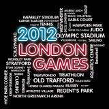 London Games Affiches par Tom Frazier