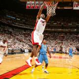 Dallas Mavericks v Miami Heat - Game Two, Miami, FL - JUNE 02: LeBron James Photographic Print by Nathaniel S. Butler