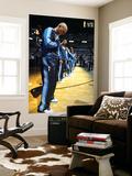 Dallas Mavericks vs. Miami Heat - Game 1, Miami, FL - MAY 31: Jason Kidd Wall Mural by Garrett Ellwood