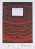 Theatre Royal Serigraph by Perry King